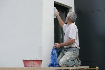 Comment rénover un mur en crépi à Onet-le-Château