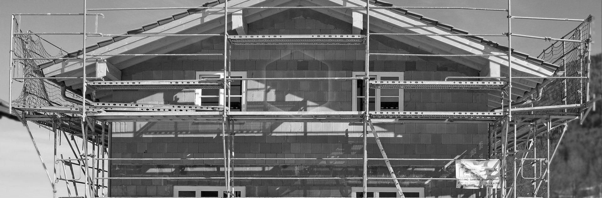 SF Façades à Onet le Château travaux d'isolation, de crépis et de ravalement de façades